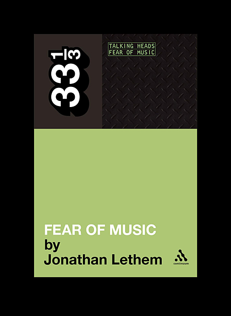 Fear of Music by Jonathan Lethem